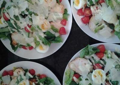 Chicken Caesar Salad 2