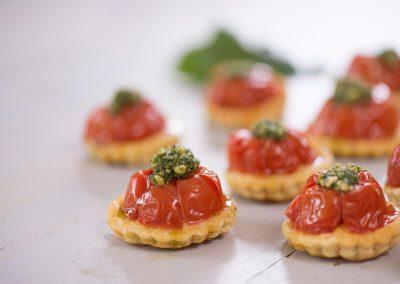 Tomato Tarte Tartin